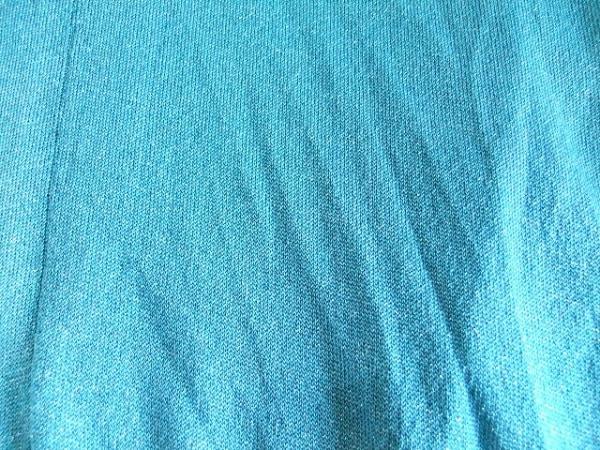 Viaggio Blu(ビアッジョブルー) チュニック サイズ2 M レディース ブルー ラメ