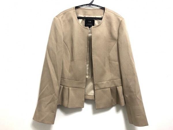 23区(ニジュウサンク) ジャケット サイズ40 M レディース美品  ベージュ