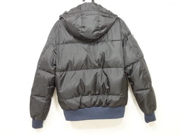 HYDROGEN(ハイドロゲン) ダウンジャケット サイズS メンズ美品  黒