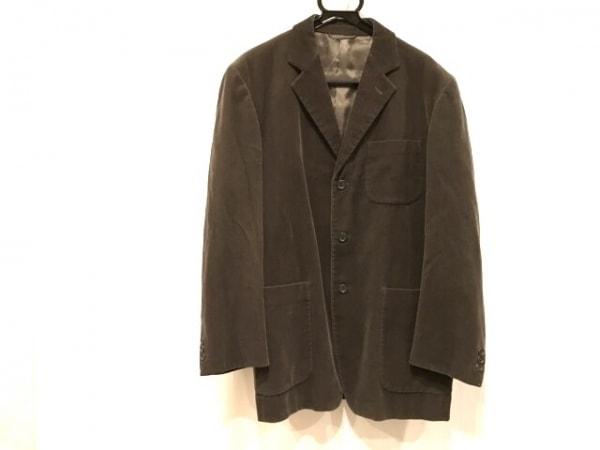 LOISIR(ロワズィール) ジャケット サイズ44 L メンズ カーキ