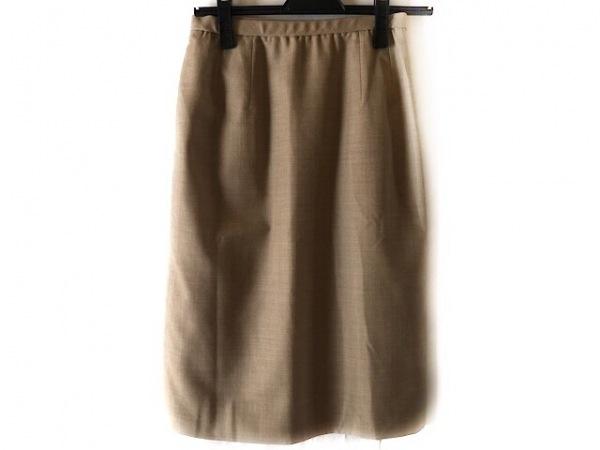 Leilian(レリアン) スカート サイズ7 S レディース美品  グレーベージュ