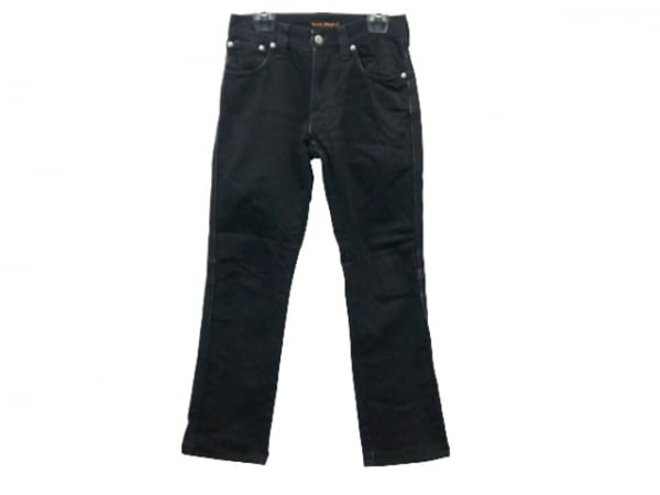 NudieJeans(ヌーディージーンズ) パンツ サイズW 28L 32 レディース 黒