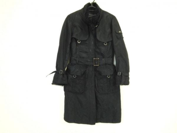 伊太利屋/GKITALIYA(イタリヤ) コート サイズ11 M レディース 黒 冬物