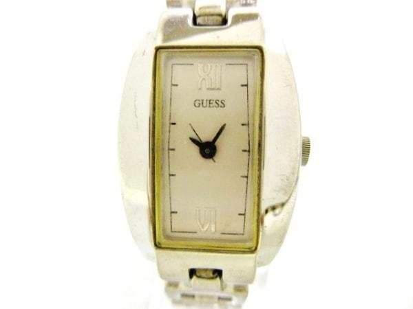 GUESS(ゲス) 腕時計 - レディース ベージュ