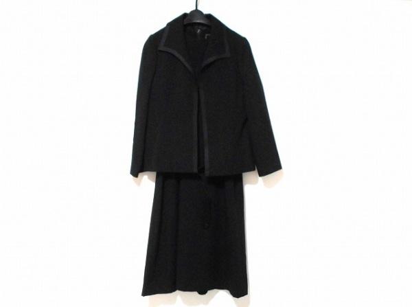 トウキョウソワール ワンピーススーツ サイズ13 L レディース 黒 SOIR PERLE