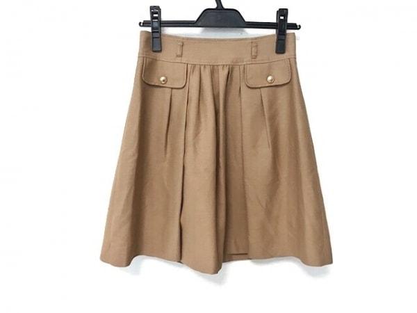 アプワイザーリッシェ スカート サイズ1 S レディース美品  ブラウン