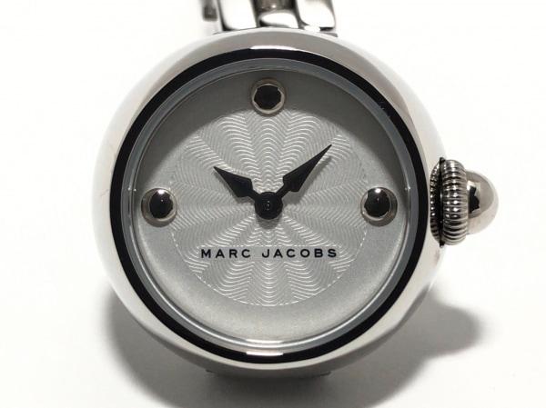 MARC BY MARC JACOBS(マークジェイコブス) 腕時計美品  MJ3456 レディース アイボリー