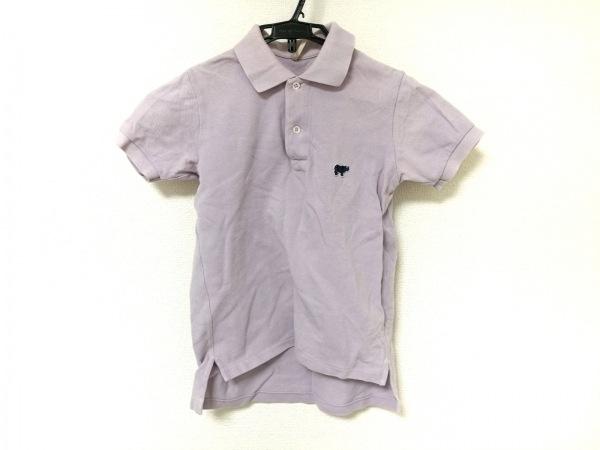 SCYE(サイ) 半袖ポロシャツ レディース パープル