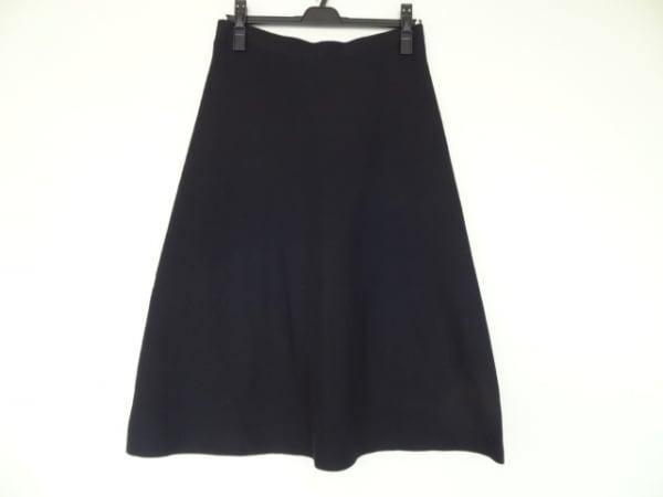 Mila Owen(ミラオーウェン) スカート サイズ1 S レディース 黒