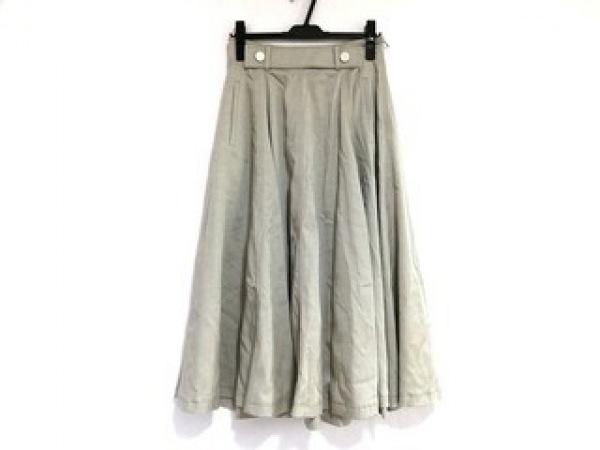 ADORE(アドーア) スカート サイズ38 M レディース美品  グレージュ