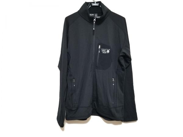 MountainHardwear(マウンテンハードウェア) ブルゾン サイズXL メンズ美品  黒