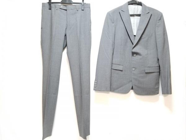 HIDEAWAYS NICOLE(ハイダウェイニコル) シングルスーツ サイズ46 XL メンズ グレー