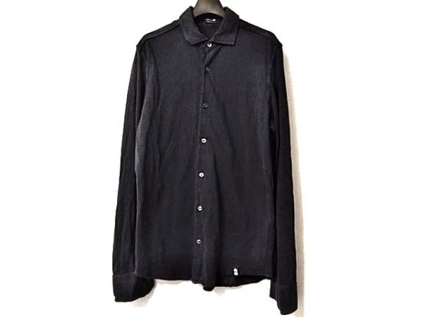 Drumohr(ドルモア) 長袖シャツ サイズM メンズ ネイビー