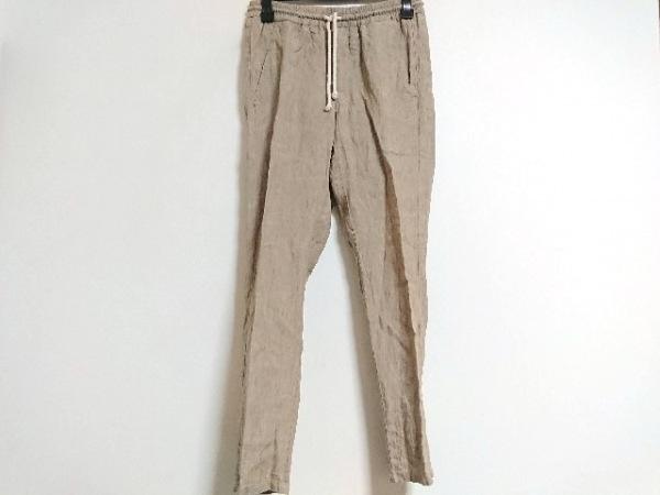 BERWICH(ベルウィッチ) パンツ サイズ44 L メンズ カーキ ウエストゴム