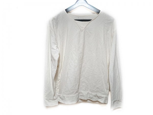 MM6(エムエムシックス) 長袖Tシャツ サイズS メンズ 白