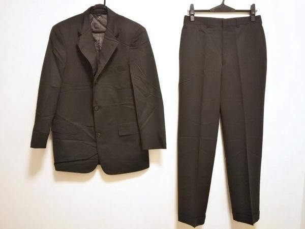 ブルックスブラザーズ シングルスーツ メンズ ダークブラウン シングル/ネーム刺繍