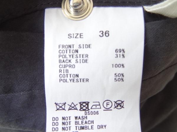 MACPHEE(マカフィ) ブルゾン サイズ36 S レディース美品  グレー×ダークグリーン