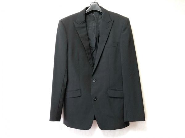 COMME CA MEN(コムサメン) ジャケット サイズ48 XL メンズ 黒