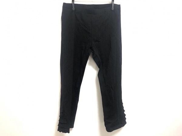 INGEBORG(インゲボルグ) パンツ サイズ11 M レディース 黒 フリル