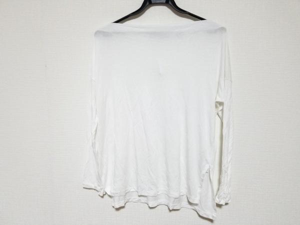 VINCE(ヴィンス) 長袖カットソー サイズXS レディース美品  白