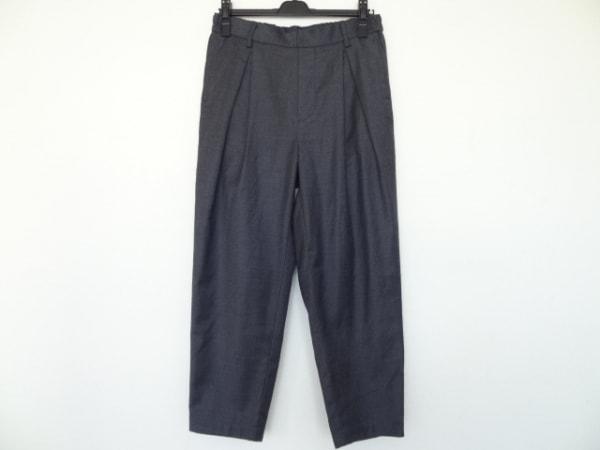 mizuiro  ind(ミズイロインド) パンツ サイズ1 S レディース ダークグレー