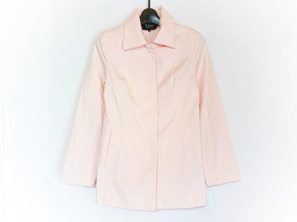 M-PREMIER(エムプルミエ) ジャケット サイズ38 M レディース美品  ピンク