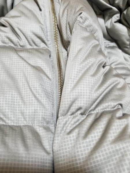 Lacoste(ラコステ) ダウンジャケット サイズ52/5 メンズ グレー 冬物