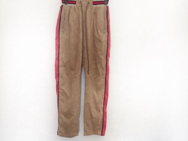 FACETASM(ファセッタズム) パンツ サイズ4 XL メンズ美品  スエード