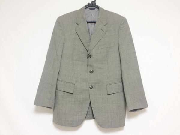 KENT&CURWEN(ケント&カーウェン) ジャケット サイズ90A4 メンズ グレー 肩パッド