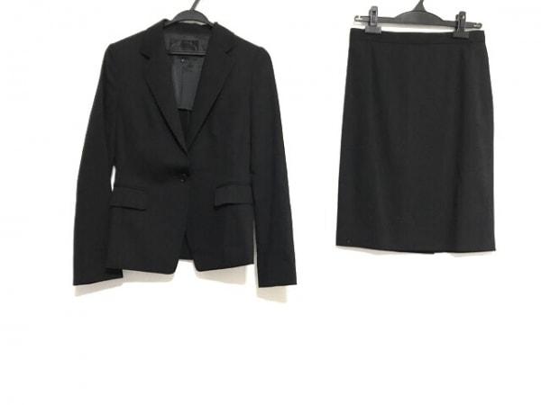 UNTITLED(アンタイトル) スカートスーツ サイズ2 M レディース 黒