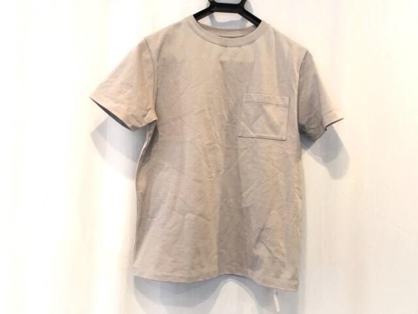 upper hights(アッパーハイツ) 半袖Tシャツ サイズ0 XS レディース ライトグレー