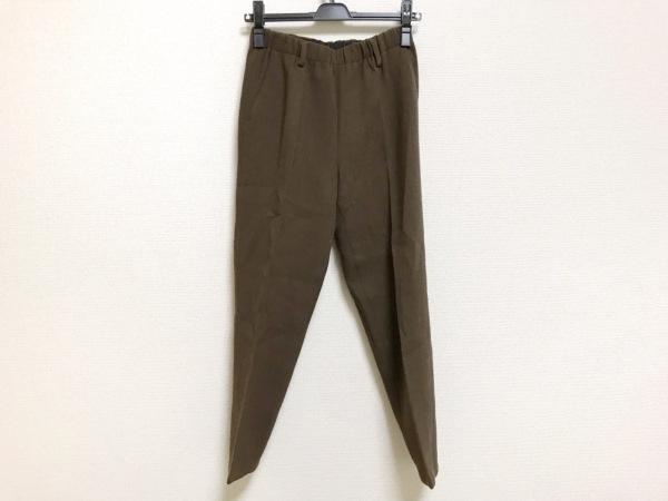 forte_forte(フォルテフォルテ) パンツ サイズ00 XS レディース ダークブラウン