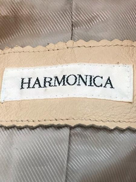 HARMONICA(ハーモニカ) コート レディース ベージュ 春・秋物/レザー