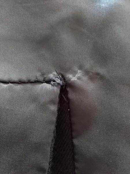 クリスチャンディオール スカートスーツ サイズ9 M レディース ネイビー