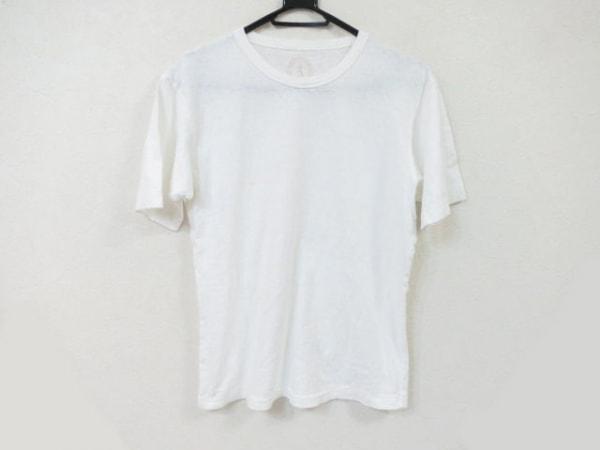 フォーティーファイブアールピーエム 半袖Tシャツ サイズ3 L レディース美品  白
