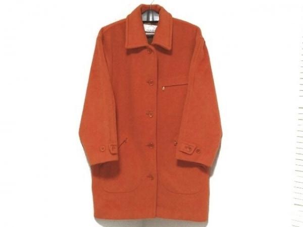 BOGNER(ボグナー) コート サイズ8 M レディース オレンジ 冬物