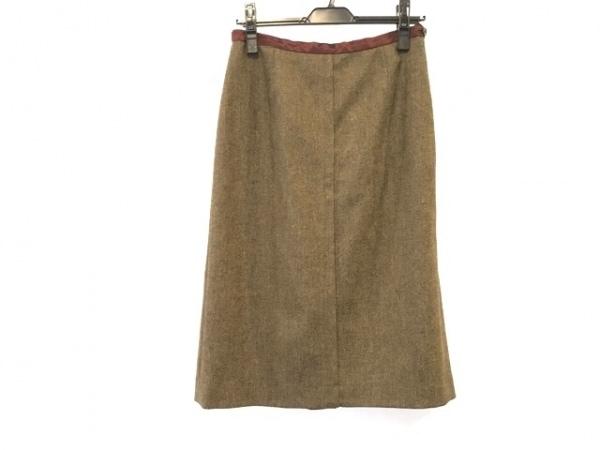 ETRO(エトロ) スカート サイズ42 M レディース美品  カーキ