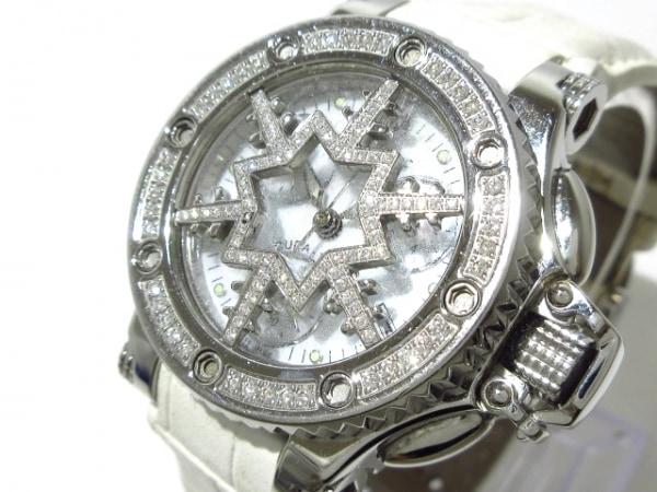 アクアノウティック 腕時計 プリンセスクーダ - レディース シェルホワイト
