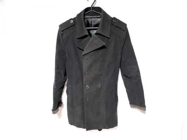 MICHELKLEIN(ミッシェルクラン) コート メンズ 黒 冬物/homme