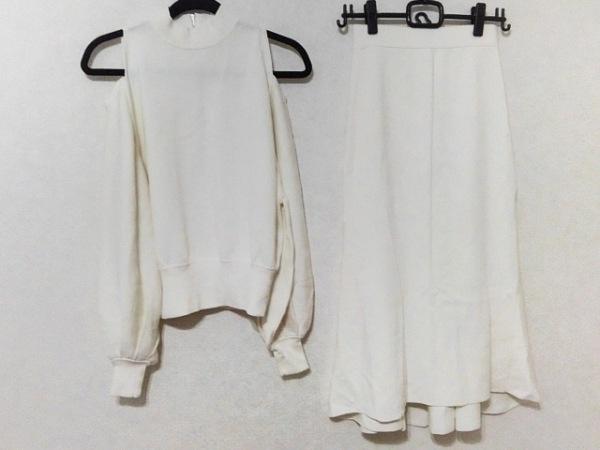 ADORE(アドーア) スカートセットアップ サイズ38 M レディース美品  アイボリー