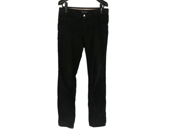 DOLCE&GABBANA(ドルチェアンドガッバーナ) パンツ サイズ50 M メンズ ダークグレー
