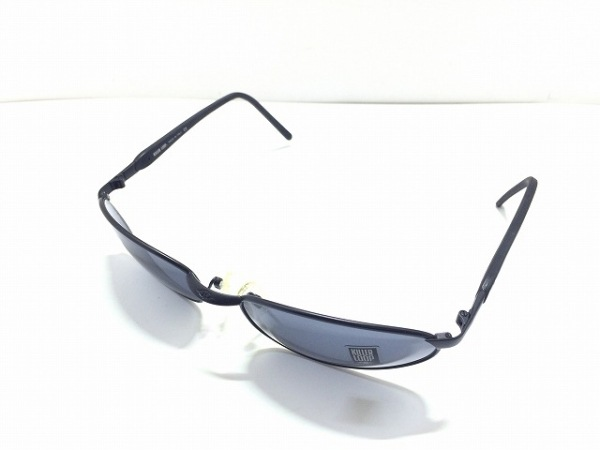 KILLER LOOP(キラーループ) サングラス 黒 金属素材×ラバー