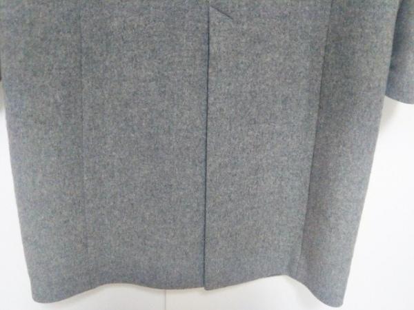 STUDIOUS(ステュディオス) コート サイズ0 XS レディース美品  ライトグレー 冬物