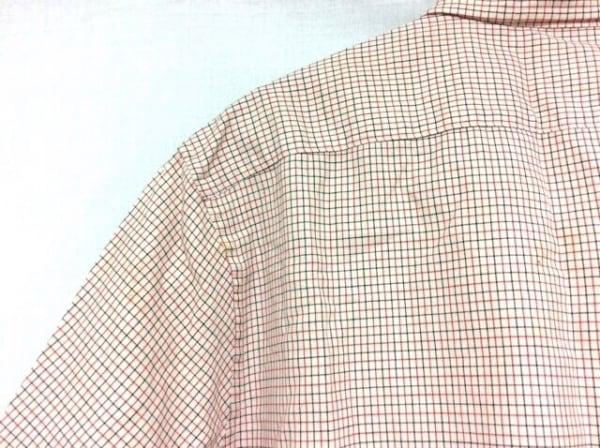 PaulSmith(ポールスミス) 半袖シャツ サイズL メンズ ピンク チェック柄