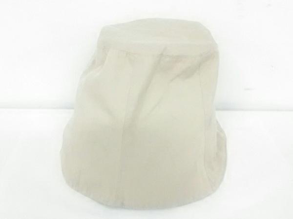KENZO(ケンゾー) 帽子 ベージュ コットン
