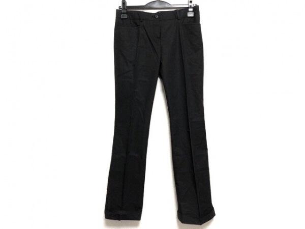 miumiu(ミュウミュウ) パンツ サイズ40 M レディース 黒