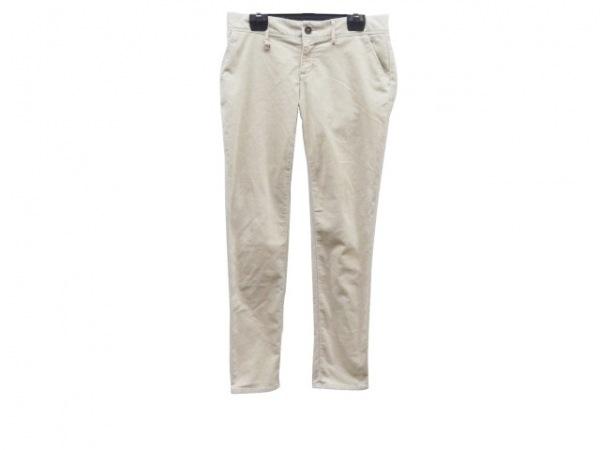 SOLIDO(ソリード) パンツ サイズ02 M レディース美品  ベージュ