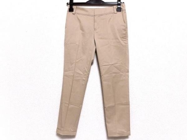 AMACA(アマカ) パンツ サイズ36 S レディース ベージュ