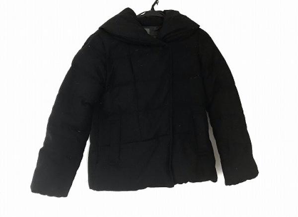 Spick&Span(スピック&スパン) ダウンジャケット サイズ38 M レディース 黒 冬物