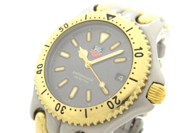 TAG Heuer(タグホイヤー) 腕時計 プロフェッショナル200 S95.206 メンズ グレー